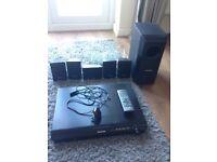 Panasonic SA-PT160 DVD Home Theater 5.1 Surround Sound System