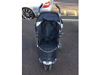 GONE PENDING COLLECTION. petit star zia buggy stroller push chair