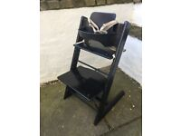 Stokke Tripp Trap children's chair - used but in good condition