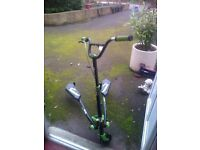 Large Fliker Carver C3 scooter for adults and big kids 15+