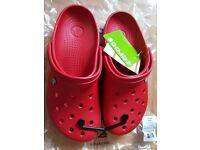 Crocs shoes sandals Men's size 10 footwear