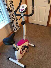 Davina Mcall exercise bike