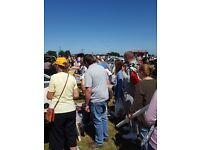 Big family country afternoon boot sale Sunday's 12 noon