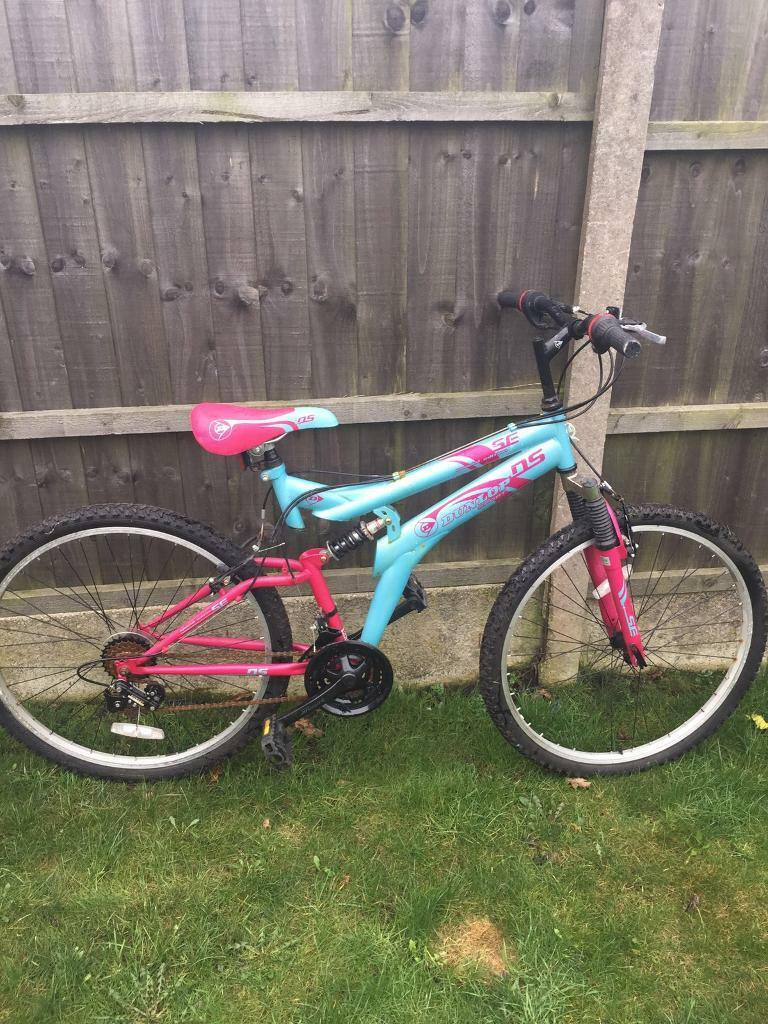 Ladies 26 Quot Dunlop Special Edition Mountain Bike In