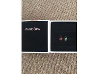 Pandora charms (set of 2)