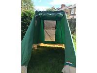 Cabanon Kitchen/Utility Frame Tent