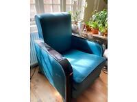 Designer armchair for sale