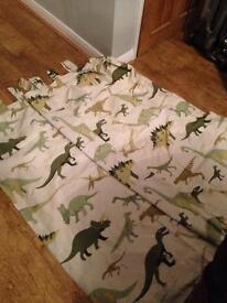 Children's curtains & Rug