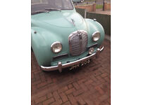 Classic car Austin A40 Somerset 1952 Tax and mot exempt in running order Not Morris Minor