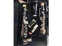 Boosey and Hawkes Clarinet with hard case
