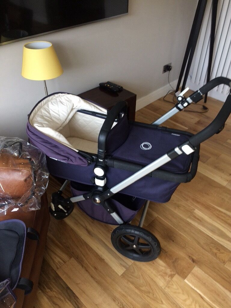 Bugaboo Cameleon3 Limited Edition Navy Cream In Lenzie