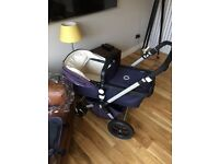 Bugaboo cameleon3 limited edition navy/cream