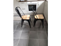 Bistro Style Dining Chairs