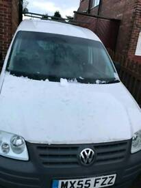 Volkswagen caddy van spares or repairs