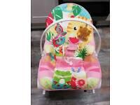 Fisher price toddler rocker chair