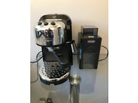 Coffee making set worth new £190