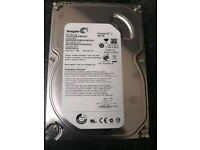 Hard Drive-SEAGATE 500GB SATA INTERNAL DESKTOP PC like new