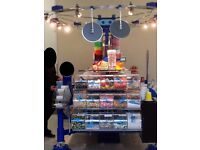 Fully Fitted Sweet Retail Unit For Sale