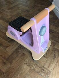 Jam Scoot - Pink Racer