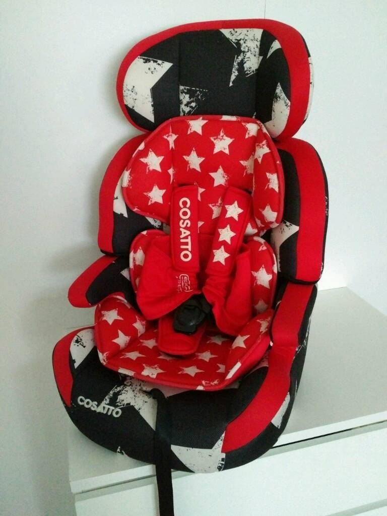 NEW Cosatto Zoomi 1 2 3 RRP £160