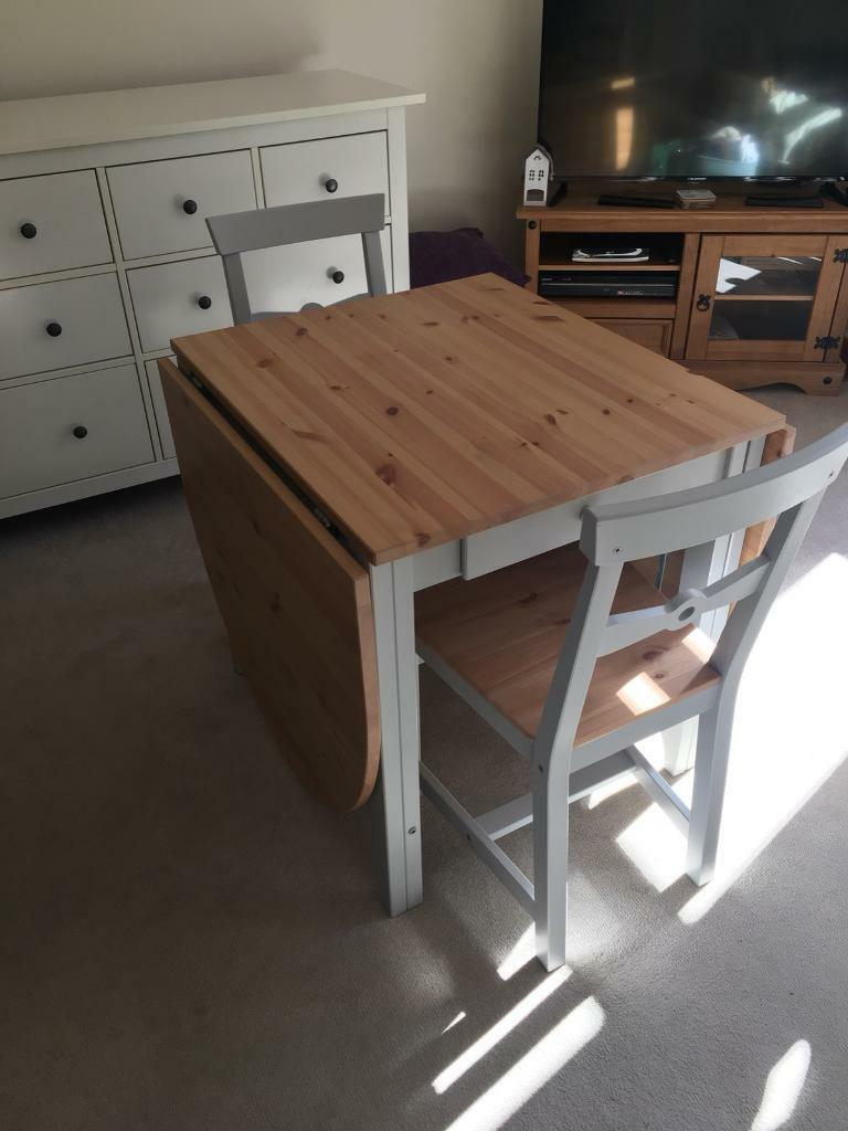 Ikea 6 Seater Folding Dining Table In