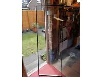 Free toughened double glazed glass for patio door