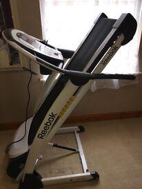 Reebok Treadmill.