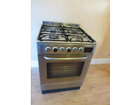 Zanussi Mixed Fuel Cooker ZCM 610X