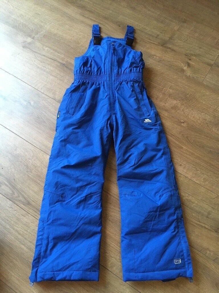 Trespass Crawley Kids Insulated Breathable Waterproof SKI Suit Set
