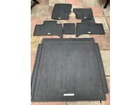 Genuine Land Rover rubber mats