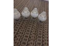 Tommee Tippee Anti colic feeding bottles