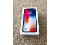 Unlocked iPhone X - 64gb - Sealed
