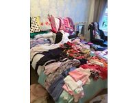 Girls massive clothes bundle 6-7