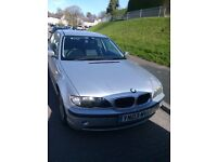 bmw 320d dieasel 12months mot few age related marks good on fual. some service history