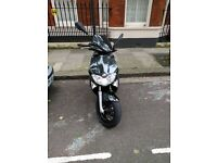 2009 Gilera Runner 125 ST - Only 3.5k miles – A+ Condition – New batt. MOT 05/17