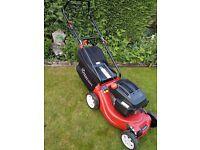 Mountfield soverine Self-Propelled Petrol Lawn Mower