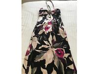 Ladies size 2 ted baker maxi dress