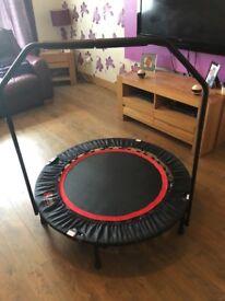 Urban Rebounder Mini Trampoline