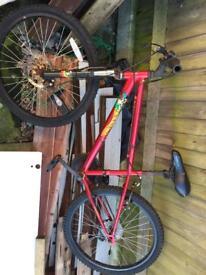 Crank kids bike