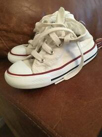 Converse boot infant size 8
