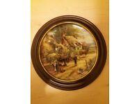 Wedgewood collectors antique plates bundle