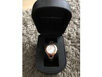 Armani women's watch