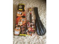 The BEANO Ukulele with FREE gigbag and accessories