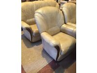 italian leather and style 3-1-1 suite