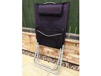 Folding garden / beach chair