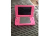 Pink Nintendo 3ds XL