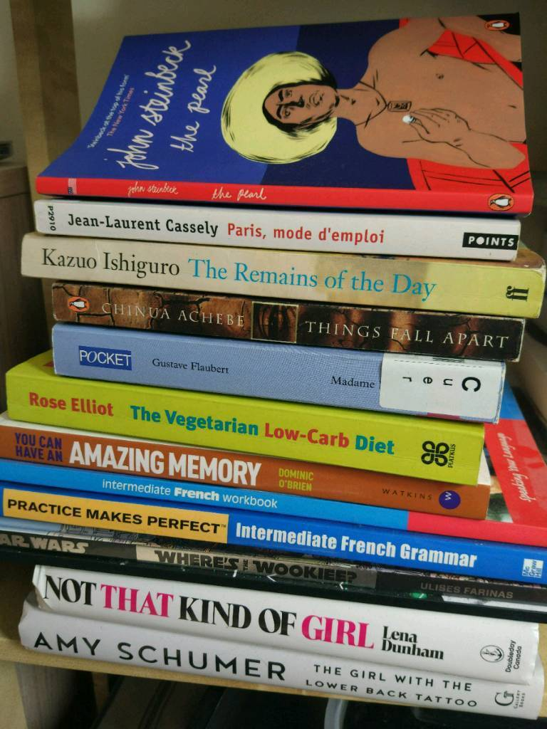 English Spanish And French Books In Kentish Town London Gumtree