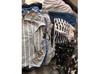 Bundle of maternity clothes size 12-14