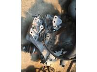Peugeot 107 1.0 gearbox covered 48k