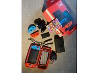 Nintendo switch & Mario kart 8